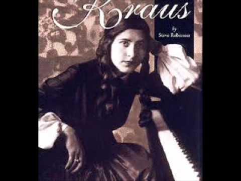 Lili Kraus plays Schubert Sonata in B flat D 960