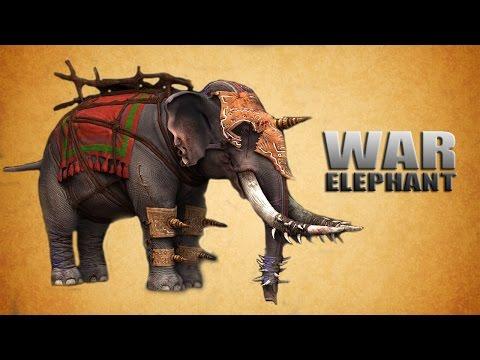 War History Of Ancient India : WAR ELEPHANT