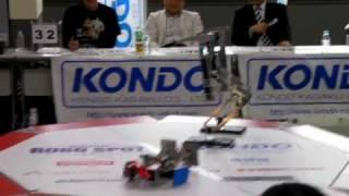 The 2nd KONDO BATTLE, Open Class Final match, Gargoil vs Armdoll