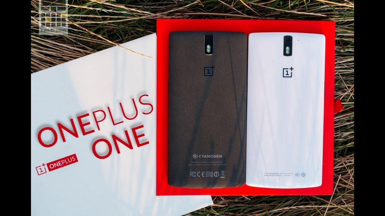 OnePlus One. Убийца, но не флагманов! - YouTube