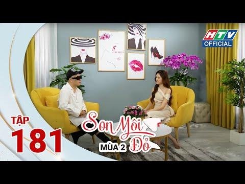 SON MÔI ĐỎ | Thời trang ứng dụng có dấu ấn riêng? | SMD - TẬP 181 FULL | 22/7/2021
