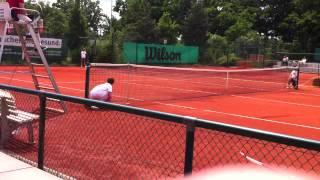 Alex Betz Verbandsmeisterschaften TVBB 2012 - Matchball