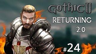 #24 - The battle for Khorinis! Gothic 2: Returning 2.0 English