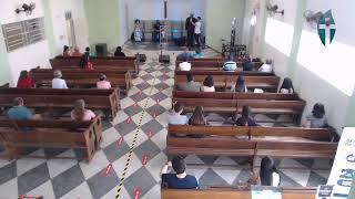 #37 - Culto Online | Rev. Marcelo - Portas Abertas
