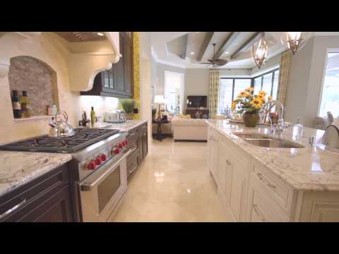 Lakewood Ranch Florida Real Estate: The Barbados II in Highfield