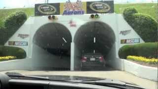 Talladega Superspeedway Infield 2012 Nascar Danica Patrick, Jeff Gordon, Carl Edwards wreck
