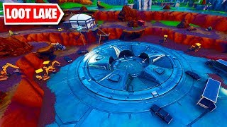 The FORTNITE LOOT LAKE EVENT in FORTNITE! (New Fortnite Event Soon) Fortnite Events!