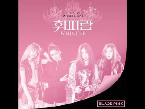 BLACKPINK - 휘파람 (WHISTLE) with Lisa English Rap