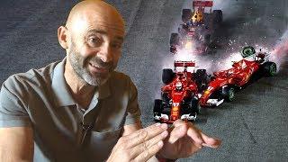 Caos en Singapur, lástima Alonso... y enorme Sainz - El Garaje de Lobato
