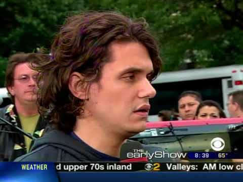 John Mayer   Interview + Waiting on the World to Change @ CBS Early Show (September 22nd, 2006)