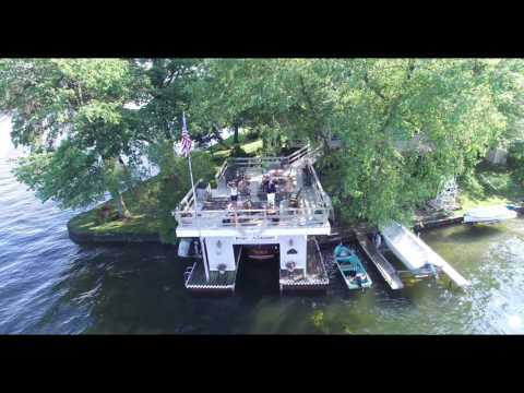 """Live from the lake"" Cruise around Lake Hopatcong with Miss Lotta"