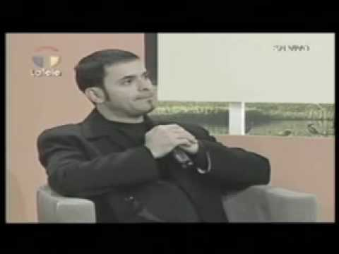 """A 1/2 día"" TV program (La Tele) - Juan Francisco Zerpa"