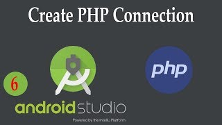 Learn Android Studio Speak Khmer   06. How to Create PHP Connection to MySQL in Android Studio