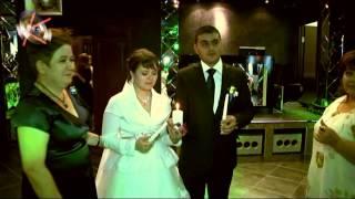 Свадьба Дмитрия и Виктории. Семейный очаг
