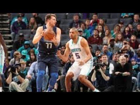 Dallas Mavericks vs Charlotte Hornets NBA Full Highlights (3rd January 2019)