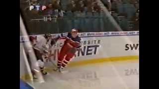 WC '2000 Russia vs Latvia [01.05.2000] (highlights Rus)