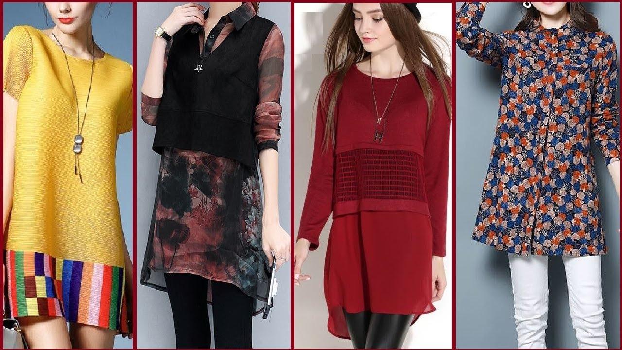 c2dfe0312 Top Beautiful   Stylish Daily wear Kurta   Kurti Designs for Girls ...
