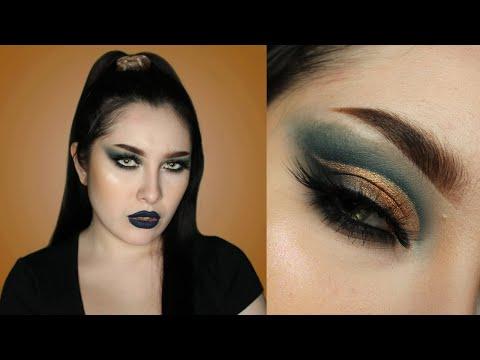 Grungy Fall Smokey Eye | Makeup Tutorial thumbnail