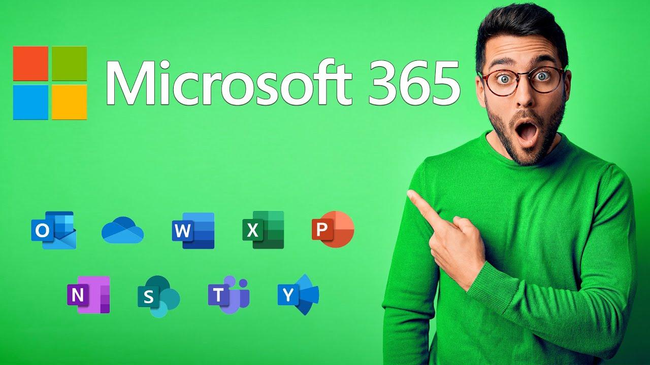 Microsoft 365 c'est quoi