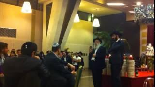 Discours Du Rav Azimov A''H Au Gala du Mikve du BL Suresnes -14 Mai 2014