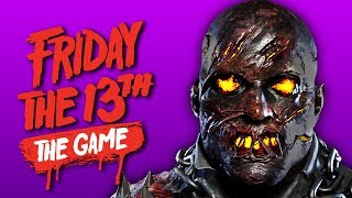 One of Bryce Games's most viewed videos: NEW WAY TO KILL JASON! | Friday The 13th: The Game - How To Kill Jason (ft. Friends)