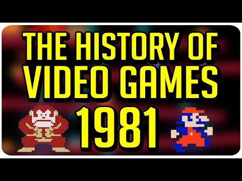 The History of Video Games: 1981