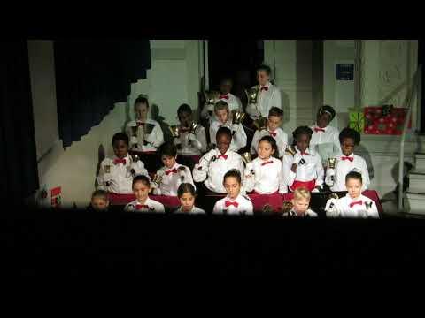 Edison Park Elementary School Winter Concert 2018