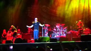 KID ROCK IN MARION, IL 9/20/14   MIDNIGHT RIDER-COWBOY-LAY IT ON ME COMBO