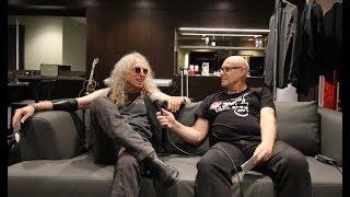 Download Video WADDY WACHTEL: Backstage interview in Australia MP3 3GP MP4