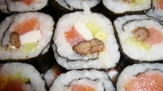 Суши дома,  простейший рецепт для новичков