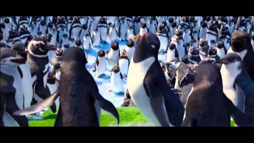 Ramon Y Carmen Happy Feet 2 Youtube
