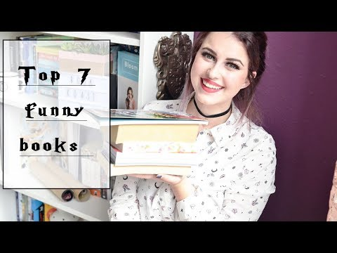 7 DAYS OF TOP 7: DAY 3  - FUNNY BOOKS   Book Roast