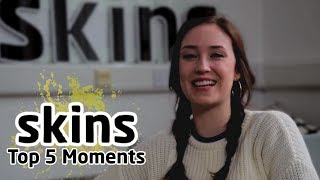 Skins Top 5 Moments - Lily Loveless