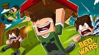 ESPECIAL FAMÍLIACRAFT NO BEDWARS !! - Minecraft (Com Authentic, Spok e Jazz)