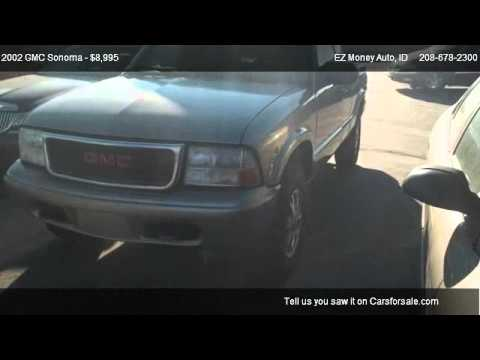 2002 GMC Sonoma - for sale in Burley, ID 83318