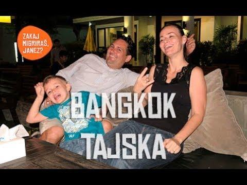 Zakaj Migriraš, Janez? // Bangkok, Tajska // E01
