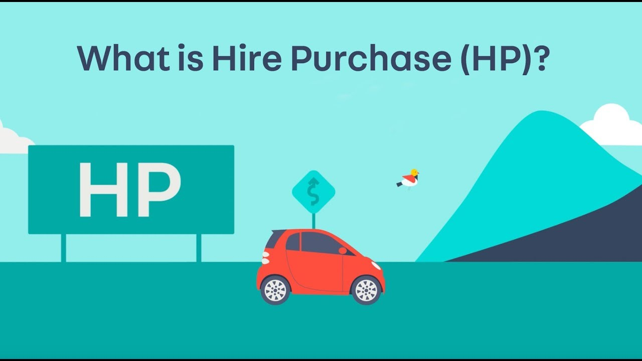 What is Hire Purchase (HP)? - Dauer: 117 Sekunden