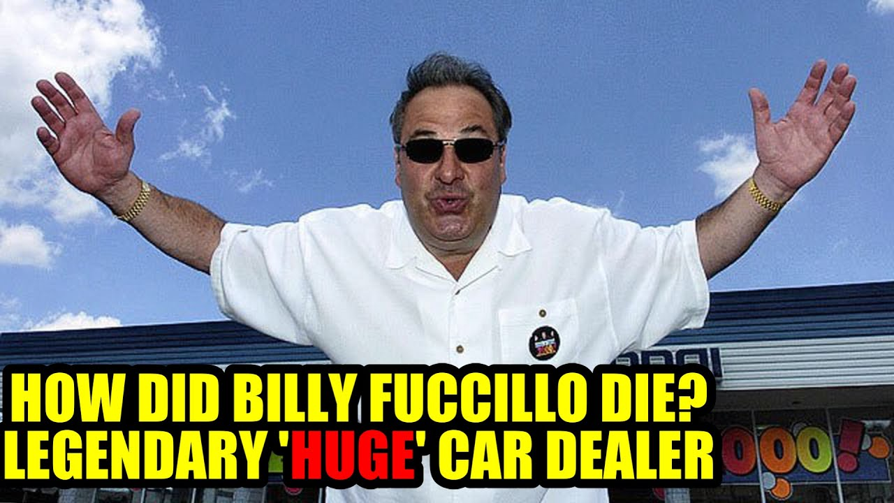 'Huge' car dealer and philanthropist Billy Fuccillo has died