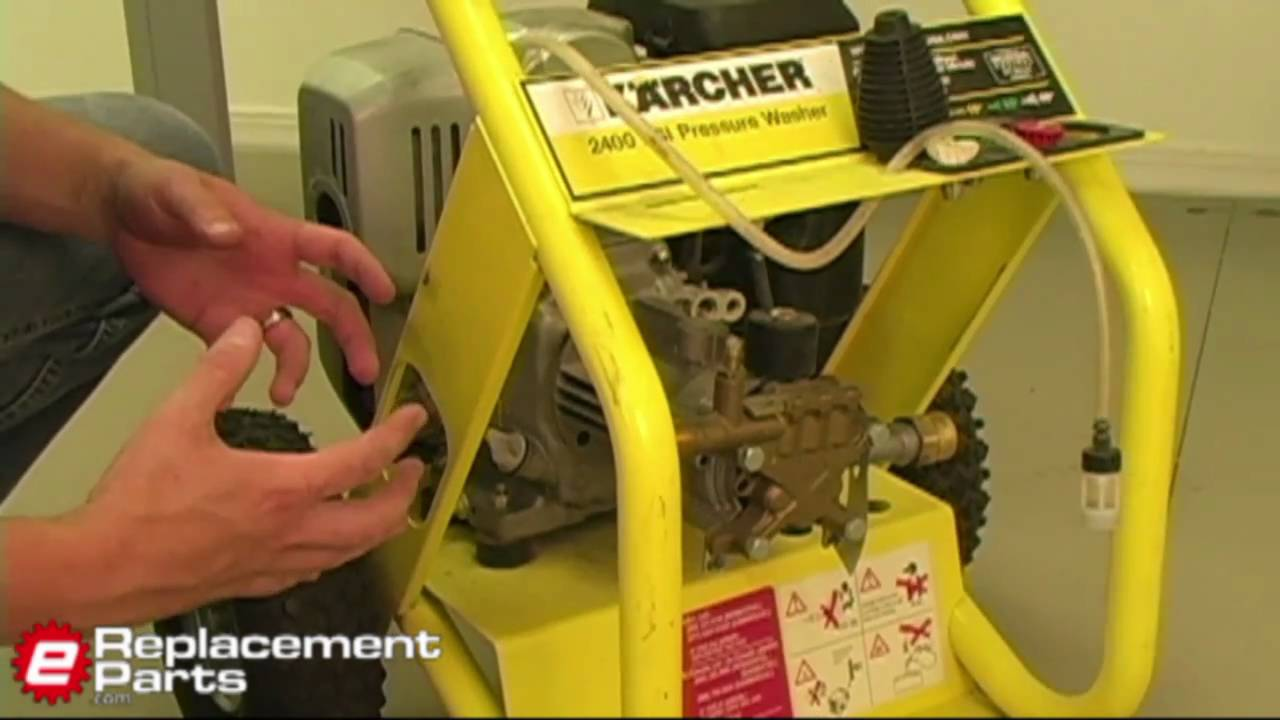 How To Fix A Pressure Washer Part 1 Of