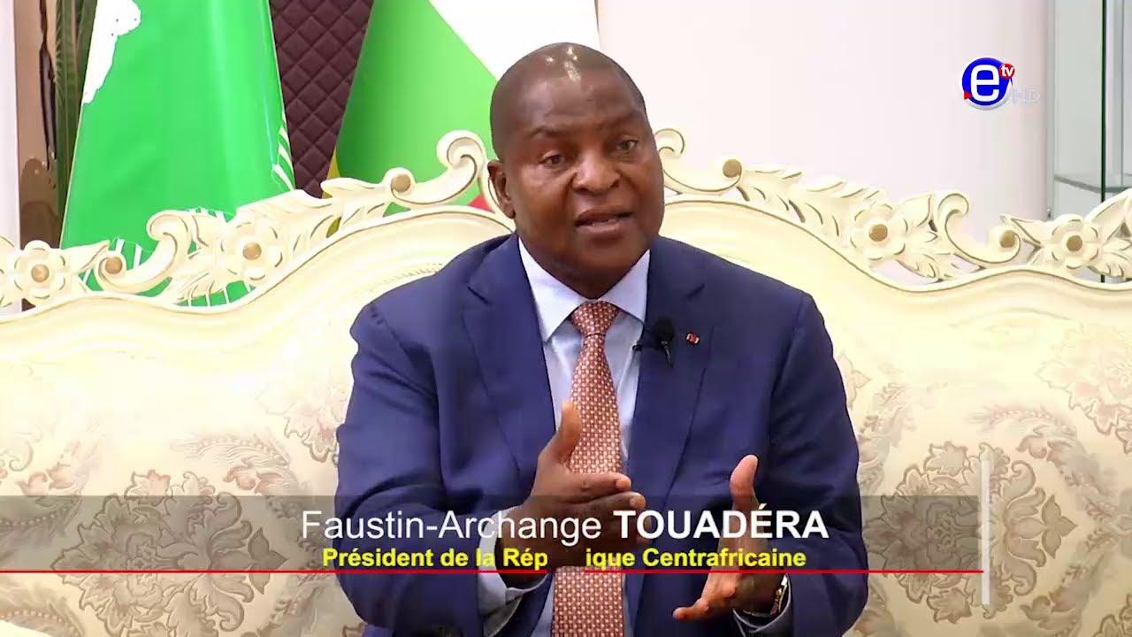 ÉMISSION SPÉCIALE(FAUSTIN ARCHANGE TOUADERA PRÉSIDENT DE LA CENTRAFRIQUE)DU 13 DÉCEMBRE 2020
