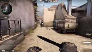 Counter-Strike: Global Offensive - Inferno Gameplay (PC HD) [1080p60FPS]