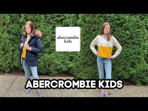 Abercrombie Kids, ULTIMATE PARKA TEST! Waterside In Fall!