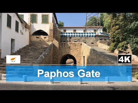 Paphos Gate, Nicosia Cyprus • Ворота Пафоса, Никосии Кипр