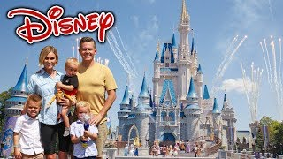 We WOKE UP IN DISNEY WORLD! Tips And Tricks For The Magic Kingdom!