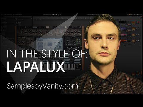 LAPALUX Tutorial: In The Style of Vol.9 - Lapalux + Sample Pack (Field Recordings & Layering)