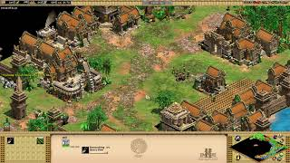 Age Of Empires 2 HD Bayinnaung Campaign 1. The Burmese Tiger