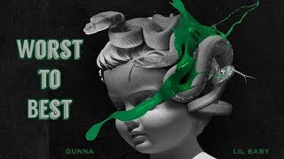Worst to Best: 'Drip Harder' by Lil Baby & Gunna (Tracklist Ranked)
