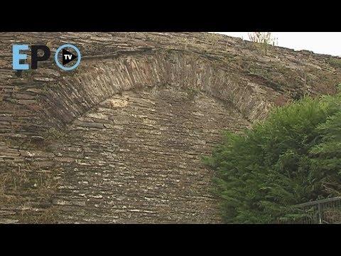 La Xunta estudiará si es romana la bóveda del cubo VII de la muralla
