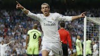 Gareth Bale Goal Real Madrid vs Manchester City 1-0 (2016)