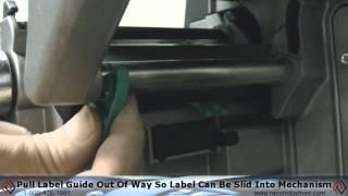 видео Принтер этикеток Datamax A-4408